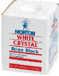 Morton Salt 1600 50-Lb. Solar Salt Block
