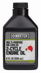 Olympic Oil 597534 2-Cycle Oil, 8-oz.