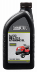 Olympic Oil 597575 Small Engine Oil, 4-Cycle, SAE30, 1-Qt.