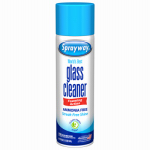 SPRAYWAY SW50 Aerosol Glass Cleaner 19 Ounce