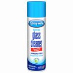 Sprayway SW050R Glass Cleaner, 19-oz. Aerosol Spray