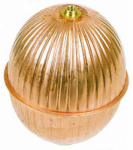Homewerks Worldwide VACTFCW13 Copper Toilet Float