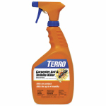 Woodstream T1100 Carpenter Ant/Termite Killer Spray, 1-Qt.
