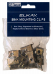Elkay Sales - Sinks HD14CLIP 14-Piece Mounting Hardware Clip