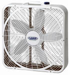 Lasko Products 3720 20-Inch Weather Shield Weatherproof Box Fan