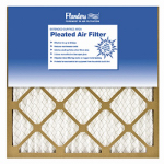 Flanders 81555.011420 Pinch-Pleated Furnace Filter, 14x20x1-In., Must Purchase in Quantities of 12
