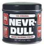 Basch George L Nevr-Dull 5-oz. Wadding Polish