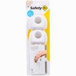 Safety 1St/Dorel 48394 Grip 'N Twist 4-Pack  Door Cabinet Knob Cover