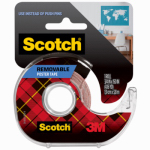 3M 109 Scotch Removable Poster Tape .75 Inch