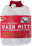 Tiger Accessory Group 2-3028 Deluxe Chenille Washer or Washing Mitt