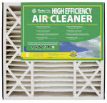 Flanders 82655.0452025 Residential Air Cleaner Filter Cartridge, 20x25x4-3/8-In., Must Purchase in Quantities of 2