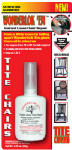 Protective Coating W2081 20-Gram Tite Chairs Glue