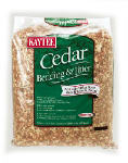 Kaytee Pet 100032012 Cedar Animal Bedding, 1,000-Cu. In.