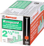 Itw Brands 09170 Ramguard Drive Pin, .300 x 3-In., 100-Pk.