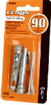 Itw Brands 10006 Drywall Toggle Bolts, Self-Drilling, 2-1/8-In., 2-Pk.
