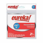 "Electrolux Homecare Products 61120G Extended Life Style ""U"" Belt, For Eureka Vacuum, 2-Pack"