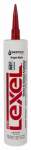 Sashco Sealants 13080 10.5-oz. White All-Purpose Elastomeric Sealant
