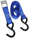 Hampton Products-Keeper 85109 Cam Buckle Tie Down, 10-Ft.,