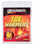 Grabber Warmers TWES Adhesive 6-Hour Toe Warmer