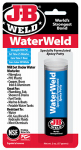 J-B Weld 8277 Waterweld Auto Epoxy Putty, 2-oz.