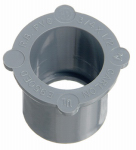 Thomas & Betts E950HGR PVC Reducer, Male x Female, 1-1/2 x 1-1/4-In.