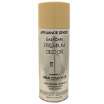 True Value Mfg PD1544-AER Epoxy Spray Finish, Interior, Almond, 12-oz.