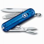 Victorinox-Swiss Army 56212 Sapphire Classic Pocket Knife