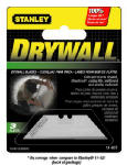 Stanley Consumer Tools 11-937 ASB Drywall Blade, 3-Pk.