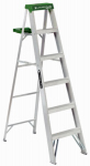 Louisville Ladder AS4006 6-Ft. Aluminum Step Ladder