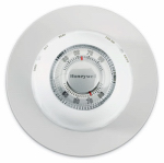 Honeywell Home/Bldg Center YCT87N1006 Round Heat/Cool Thermostat
