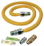 Brass Craft Service Parts PSC1107 Safety+PLUS Advantage Gas Range Installation Kit