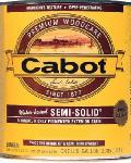 Cabot/Valspar 1107-07 1-Gallon Deep Base Exterior Water-Based Stain