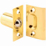 Prime Line Products 241862 Brass Door Bullet Catch