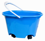 Quickie Mfg 20000ZQK 5-Gallon E-Z Bucket