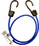 Hampton Products-Keeper 06091 Ultra Bungee Cord, Blue Rubber, 40-In.