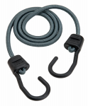 Hampton Products-Keeper 06095 Ultra Bungee Cord, Gray Rubber, 48-In.