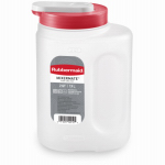 Rubbermaid 1776501 Seal N' Saver Pitcher/Bottle, 3-Qt.