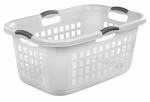 Sterilite 12168006 Laundry Basket, 2-Bushels