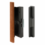 Prime Line Products 141753 Sliding Glass Door Handle, Black