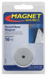 Master Magnetics 07216 Round Base Magnet - 16-Lb. Pull