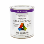 True Value Mfg PDLP-QT Pastel Base Enamel Paint, Qt.