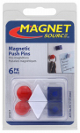 Master Magnetics 07507 Magnetic Hangers, 6-Pk.
