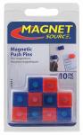 Master Magnetics 07511 Magnetic Hangers, Square, 10-Pk.