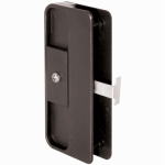 Prime Line Products 121803 Sliding Screen Door Latch/ Pull, Black
