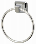 Homewerks Worldwide 631927 Chrome Basic Towel Ring