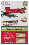 Scotts-Tomcat BL32515 Scorpion Glue Boards, 4-Pk.
