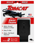 Scotts-Tomcat 0361510 2-Pack Mouse Snap Trap