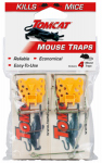 Scotts-Tomcat 0373312 4-Pack Deluxe Wooden Mouse Traps