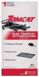 Scotts-Tomcat BL32414 Mouse Glue Traps, 6-Pk.