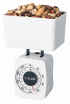 Taylor Precision Products 37204014T 1-Lb. Diet Scale With Bowl & Lid